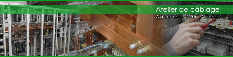 Accueil atc atelier de c blage armoires electriques - Technique de cablage des armoires electriques ...